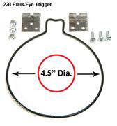 220 Bulls Eye Triggers - Stainless