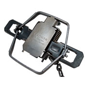 #2 Bridger Dogless Coil Spring Trap (4 Coiled/Offset Jaws) - SINGLE