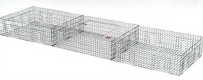 Safeguard Pigeon Trap - (3 compartment)