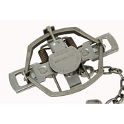 MB 550 2 Coil Closed Jaw Trap - SINGLE