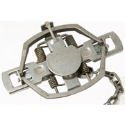 MB-550 4-Coil Closed Jaw Trap - SINGLE