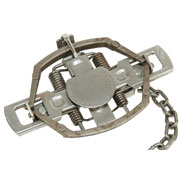 MB-550 4-Coil Off-set Jaw Trap - SINGLE