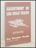Adjustment of Leg Hold Traps by Charlie Dobbins