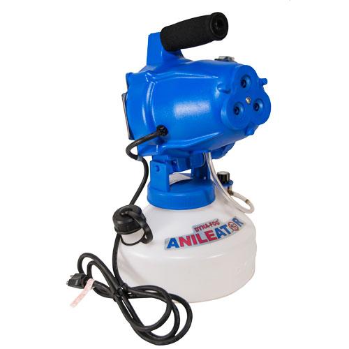 Hand Sprayer Motors : Anileator electric handheld cold fogger curtis dyna fog