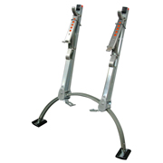 Basemate Ladder Leveler System
