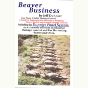 Beaver Business by Jeff Dunnier