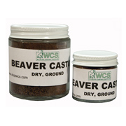 WCS™ Beaver Castor (Dry, Ground) Powder