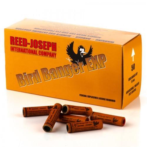 Bird Bangers - Exempt (15mm 100 Rounds) | Wildlife Control