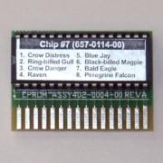 Bird Gard Pro Plus/Super Pro Sound Card