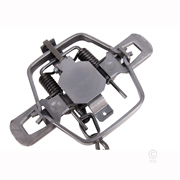 Bridger #1.75 Double Coil Square Jaw Trap - SINGLE