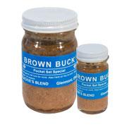 Blackie's Blend Brown Buck Lure