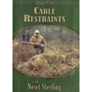 Cable Restraints by Newt Sterling (DVD)