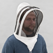 Hooded Bee Veil - Over the Head Chilly Type