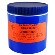 On-Target™ Chuckster Paste Bait 6 oz.