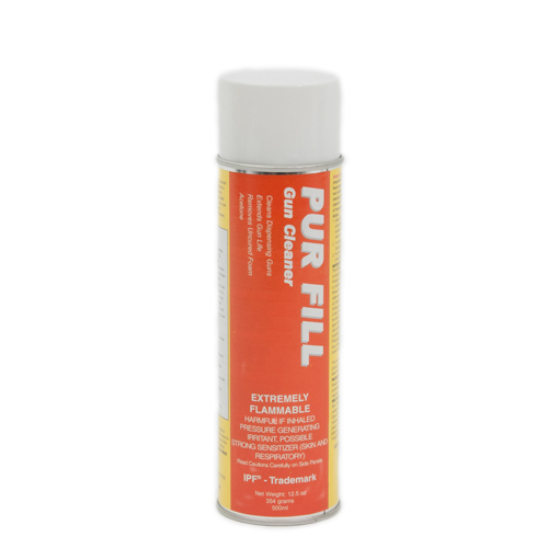 PUR FILL Gun Cleaner - Single Can