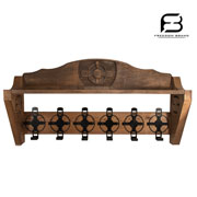 Freedom Brand Coat Rack (Coil Spring Trap Model)