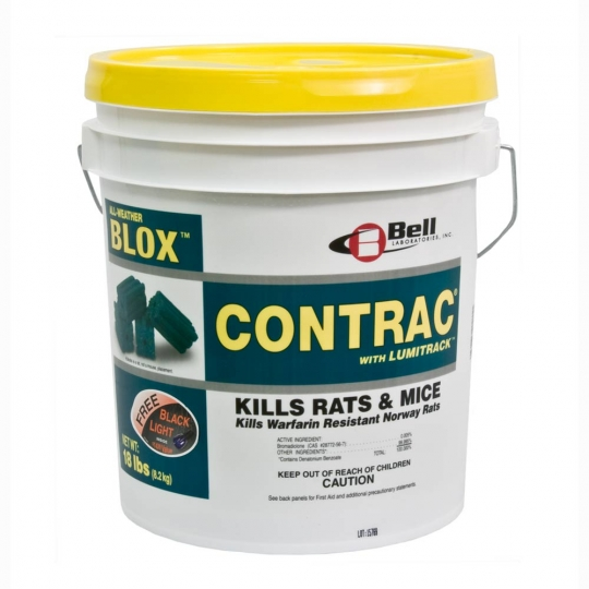 Contrac BLOX with Lumitrack 18 lb Pail