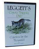 Leggett's Coyote Trapping (DVD)