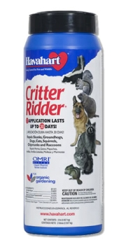 Critter Ridder Repellent  - 2 lb
