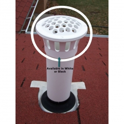 Hy C Dryer Vent Guard Single Wildlife Control Supplies
