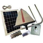 Eagle Eye Solar Kit for Pigeons - SILVER