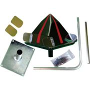 Eagle Eye Wind Driven Kit for Pigeons - SILVER