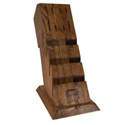 Freedom Brand Fur Shed Knife Block