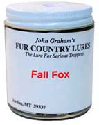 Fall Fox by Fur Country Lures