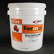 FORMUS Mouse Bait Blox - 18lb. Pail