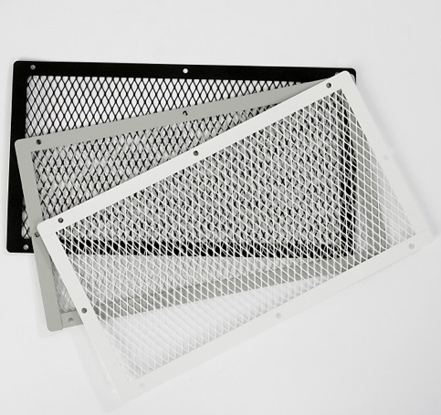 how to clean chimney mesh filter at home