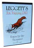 Leggett's Fox Trapping (DVD)