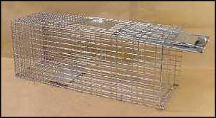 Havahart 1079 Professional Raccoon trap