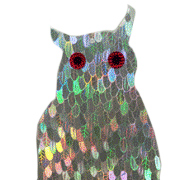 Guardian Holographic Owl