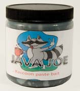 Java Joe Raccoon Bait - 6 oz.