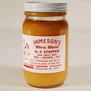Jameson's K-9 Stopper Non-Meat Predator Bait