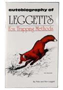 Leggett's Fox Trapping Methods (Book)