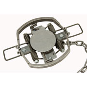 MB-650 Malleable Cast Jaw Traps - SINGLE