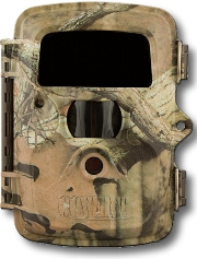 Covert MP8 Black Invisible IR Scouting Camera