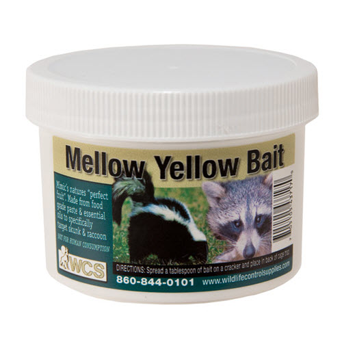WCS™ Mellow Yellow 8 oz