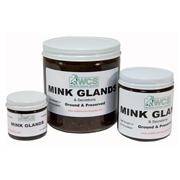 Mink Glands - Ground & Preserved