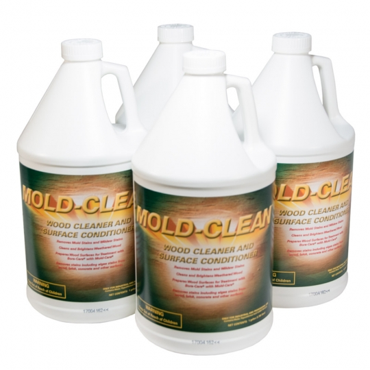 Mold Clean Wood Cleaner Case Of 4 Gallons 4043