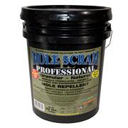 Mole Scram™ Professional Mole Repellent - 22 lbs.
