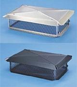 Multi-Flue Chimney Caps
