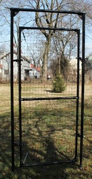 Access Gate 7'H x 5'W including Mounting Frame