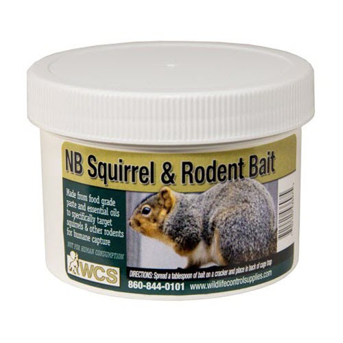 WCS™ NB Squirrel & Rodent Paste Bait