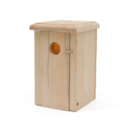 WCS™ Wooden Sparrow Trap Birdhouse