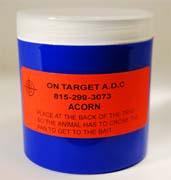 On-Target™ Acorn Paste Bait  6 oz.