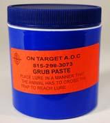 On-Target™ Grub Paste Bait for Skunk 6 oz.