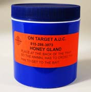 On-Target™Honey Gland (Honey-Valerian) 6 oz.