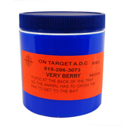 On-Target™ Very Berry (Loganberry) Paste Bait  6 oz.
